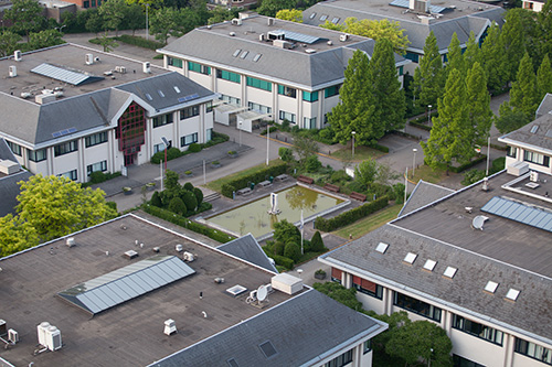 Smart Business Park in Utrecht