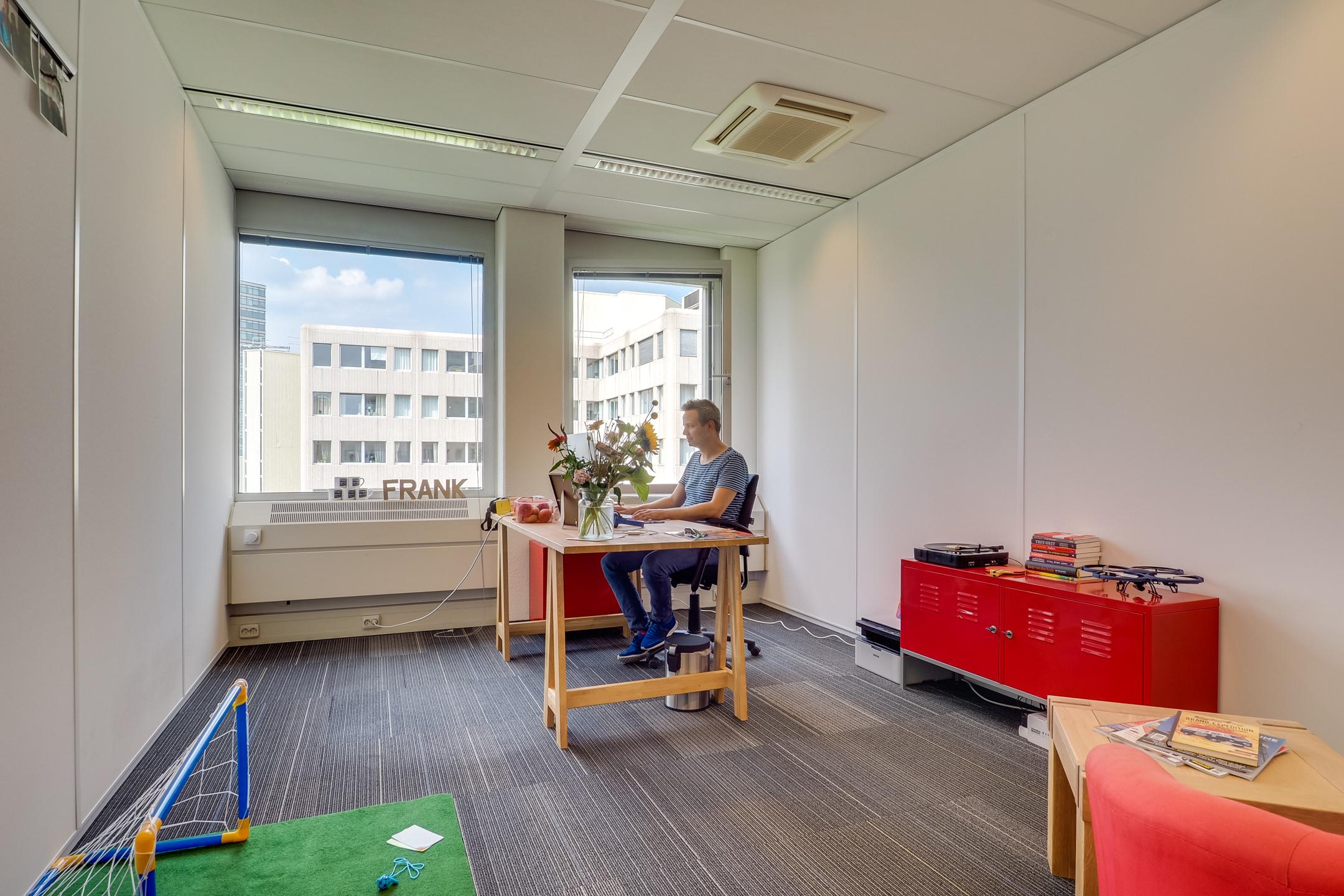 Europalaan 400 kantoorruimte te huur