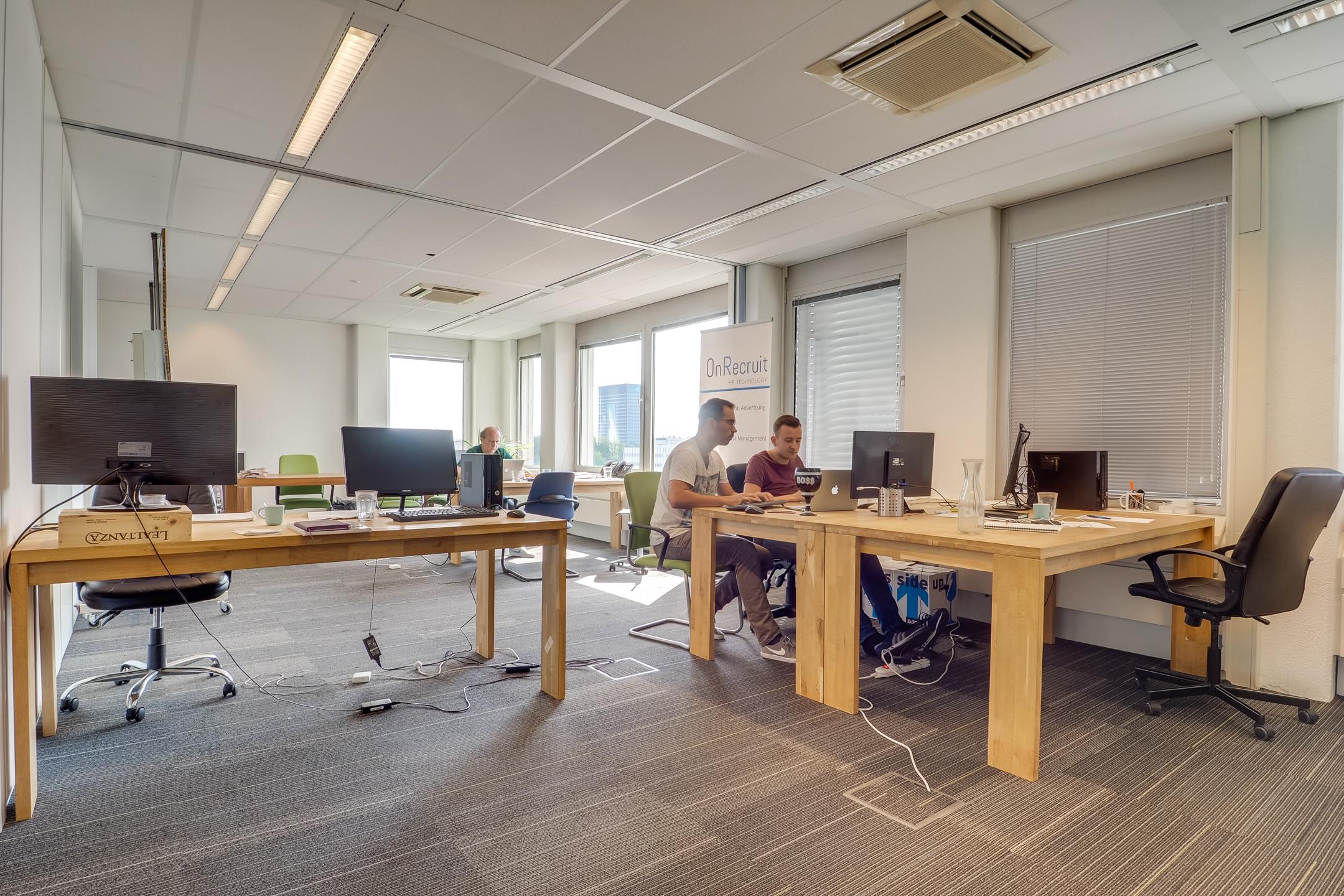 Europalaan 400 kantoor