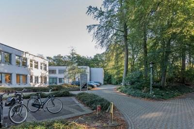 Kantoor te huur Mozartlaan 25 Hilversum bosrijk gebied