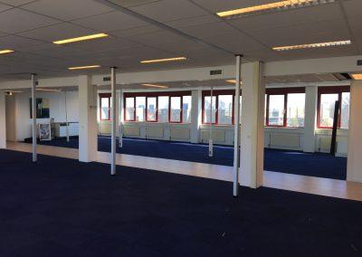 kantoor links achter 4de etage kantoor pand verzamelgebouw Vliegend Hertlaan 4a Utrecht 2